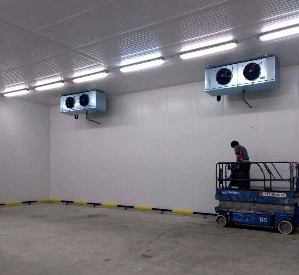 cámara industrial